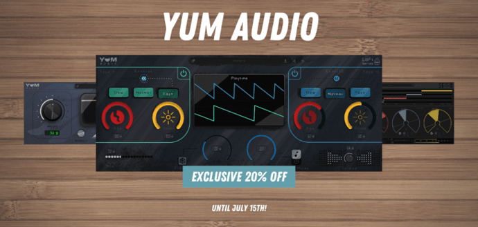 Yum Audio Offers Exclusive 20% OFF Discount For BPB Readers!