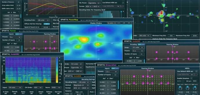 SPARTA Is An Open-Source Plugin Suite For Spatial Audio Production