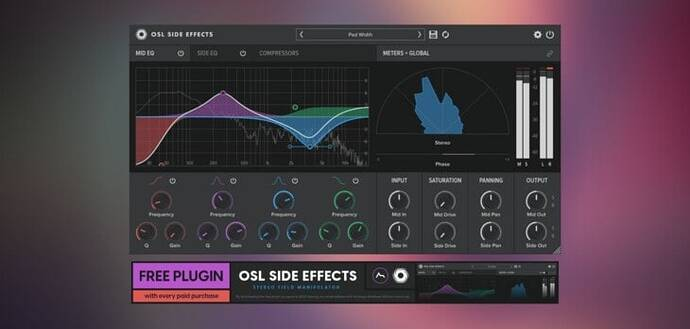 OSL Side Effects Is FREE With Any Purchase @ ADSR Sounds